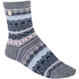Birkenstock Cotton Jacquard Socken Damen jeans melange